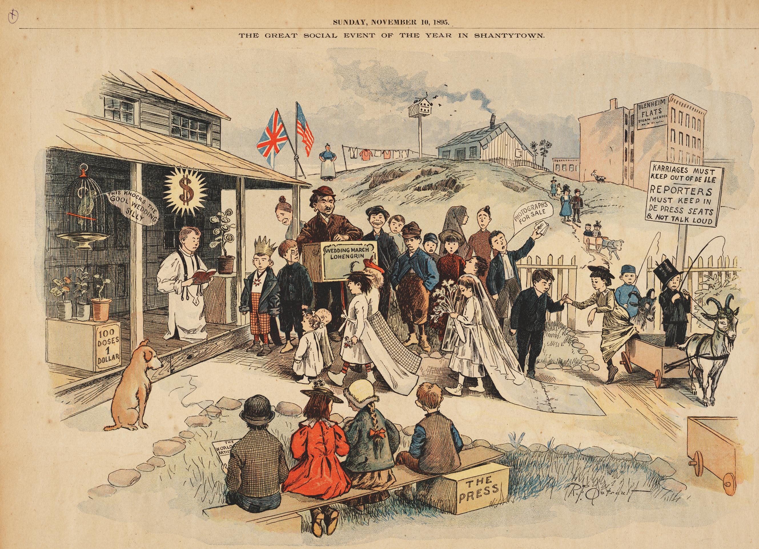 History, Horses and Cartoons | Nashville Public Library