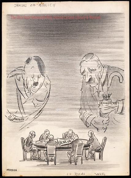 Anne Mergen Editorial Cartoonist