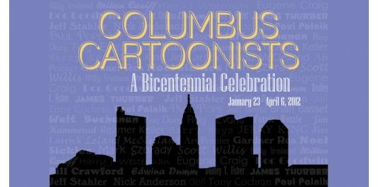 Columbus Cartoonists: A Bicentennial Celebration
