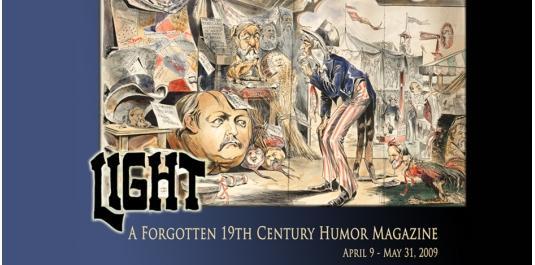 Light: A Forgotten 19th Century Humor Magazine
