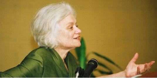 Nicole Hollander: Tales of Graceful Aging from the Planet Denial: A Reading