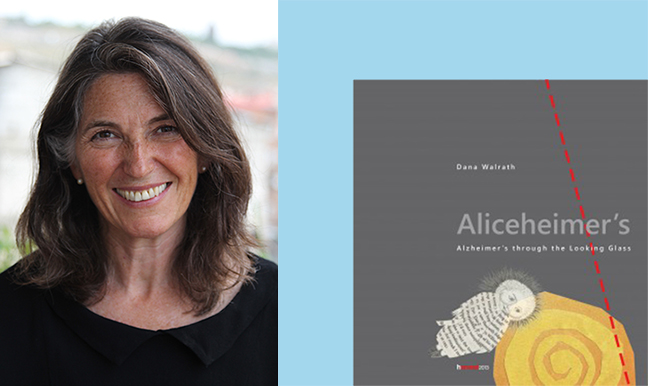 Dana Walrath | Aliceheimer's: Comics, Medicine, and Memory