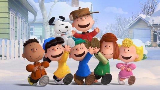 The Peanuts Movie. Image courtesy of 20th Century Fox.