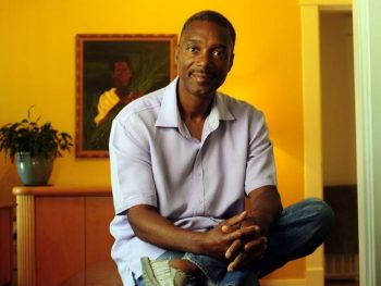 Ndume Olatushani, photo credit Samuel M. Simpkins, The Tennessean