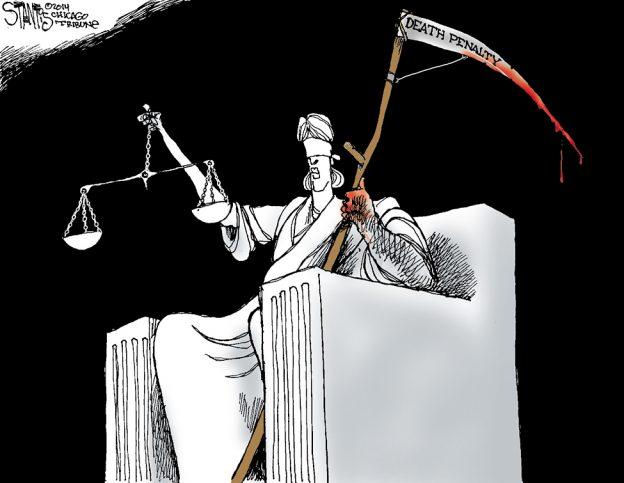 Death Penalty, Scott Stantis, Windows on Death Row