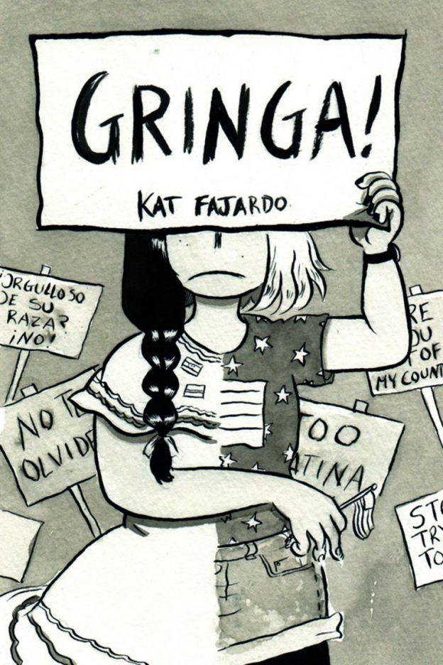 Gringa! by Kat Fajardo
