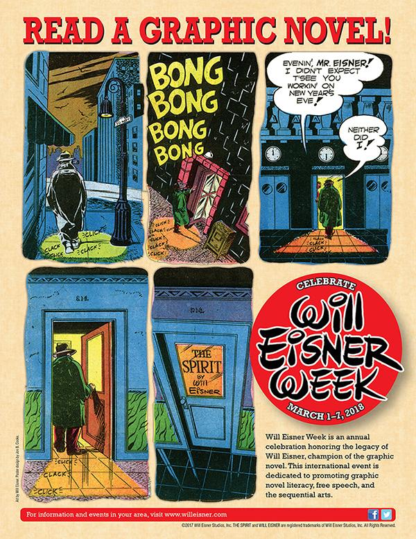 Will Eisner Week Research Forum