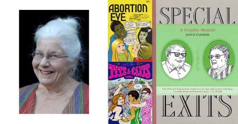 Spotlight on Joyce Farmer