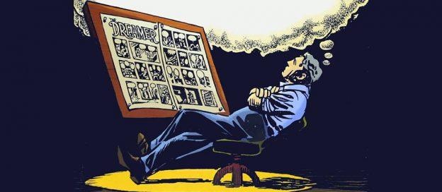 The Dreamer, 2019 Will Eisner Week