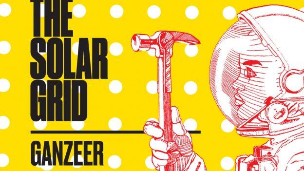 The Solar Grid by Ganzeer , Egyptian comics, presentation