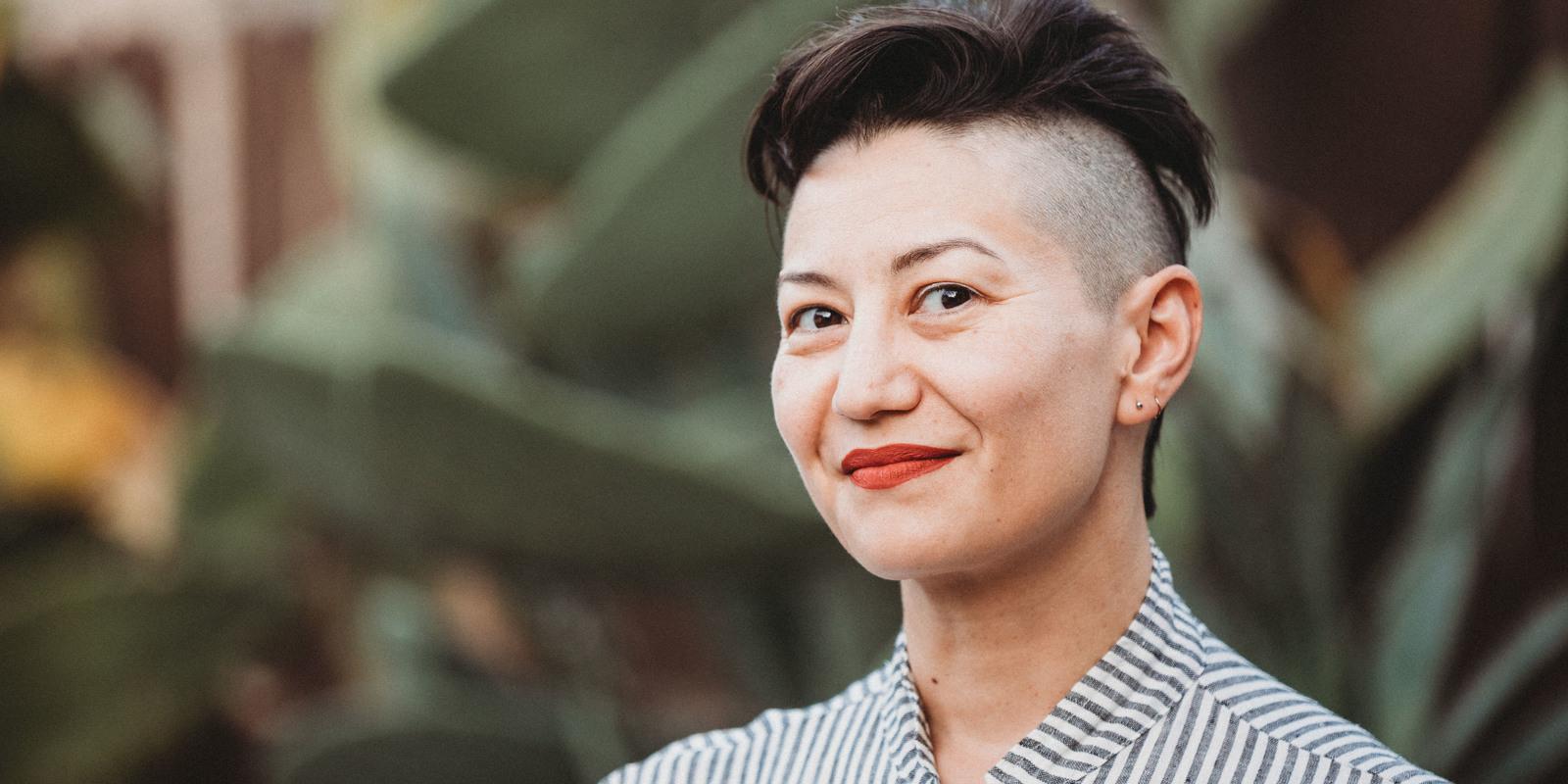 Art+Feminism Special Guest: MariNaomi (virtual event)