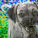 Puggle by Hilary Frambes