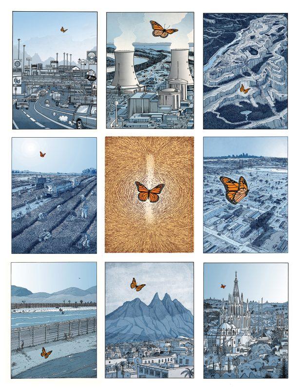Ruins by Peter Kuper